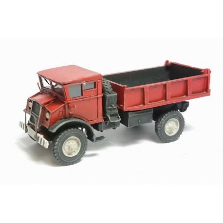Camion CHEVROLET 3T à Ridelles (Rouge) HO REE CB-057