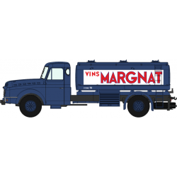 "Camion Willeme citerne à vin ""MARGNAT"" HO REE CB-072"
