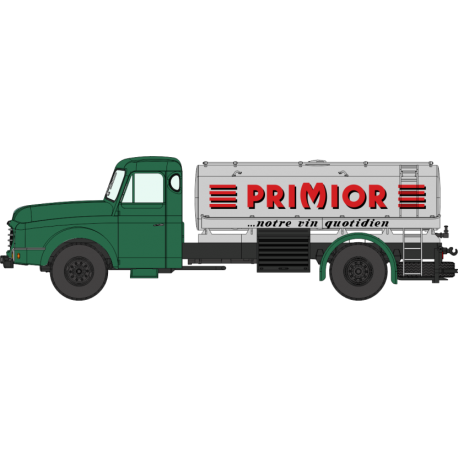 "Camion Willeme citerne à vin ""PRIMIOR"" HO REE CB-069"
