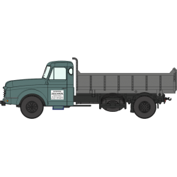 "Camion Willeme benne ""Entreprise DESCHIRON"" HO REE CB-066"