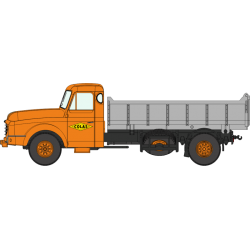 """Camion Willeme benne """"COLAS"""" HO REE CB-065"""