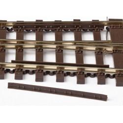 Contre rail Weinert en plastique, 4 paires.