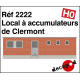 Local à accumulateurs de Clermont [HO]