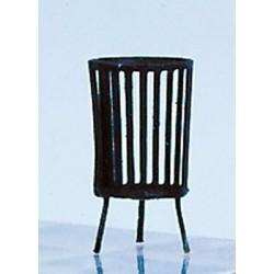 Corbeille pour braises de charbon, 4 pièces HO Weinert 3341