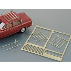 Galerie pour voiture. HO Weinert 4313