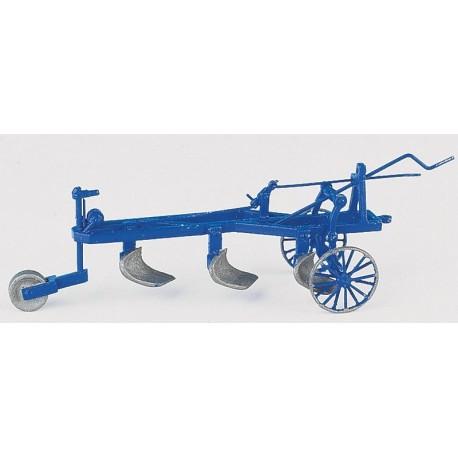 Pflug zum Anbau an Traktoren Weinert 4439