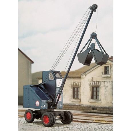 Grue pour le chargement du charbon HO Weinert 4347