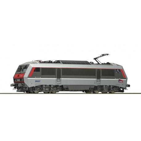 Locomotive électrique BB 26227 SNCF ep V Multiservices Analogique HO Roco 73859