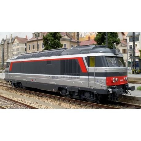 Locomotive diesel BB 167445, Dépôt de BORDEAUX, Multiservice Ep.V - Digitale Son HO REE MB 070S