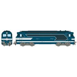 Locomotive diesel BB 67624, Dépôt de LIMOGES Ep.III-IV - Digitale Son 3 Rails AC HO REE MB 067SAC
