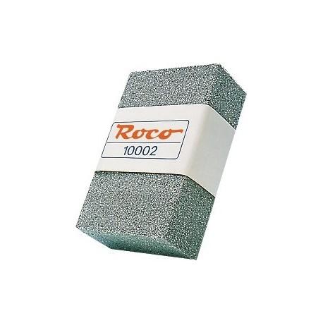 Gomme nettoyage des voies Roco 10002