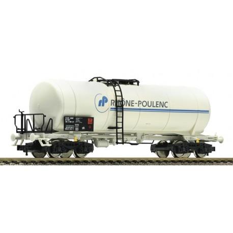 "Wagon citerne ""RHÔNE-POULENC"" SNCF Ep IV-V HO Fleischmann 547205"