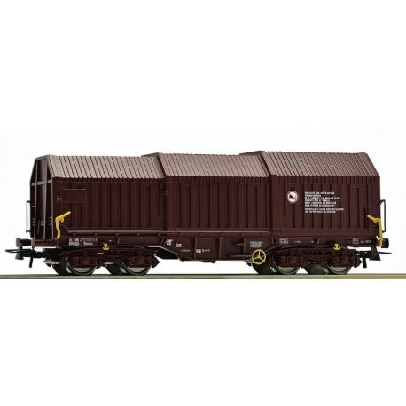 Wagon télescopique SNCB type Shimmns Ep V-VI HO Roco 76463