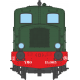 Locotracteur MOYSE 32 TDE SNCF Vert 306 Ep III Digital son HO REE MB-089S