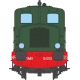 Locotracteur MOYSE 32 TDE SNCF Vert 306 Ep III Digital son HO REE MB-090S