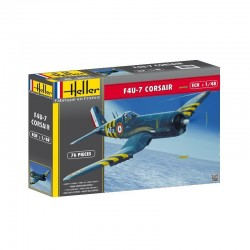 Avion CORSAIR F4U-7 1/48 Heller 80415