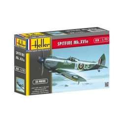 Avion de chasse SPITFIRE MK 16E 1/72 Heller 80282