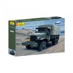 Camion transport de troupe GMC CCKW 353 1/35 Heller 81121