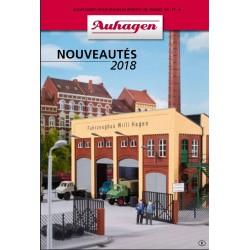 Brochure nouveautés 2018 FR Auhagen 99595