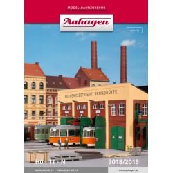 Catalogue nr 15 avec nouveautés 2018 Auhagen 99615