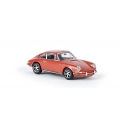 Porsche 911 Coupé, Rose métallisé Brekina16229