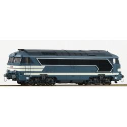 Locomotive A1A 68000 SNCF Ep IV Analogique HO Roco 73700