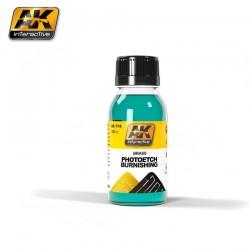 Produit de brunissage spécial photo découpe 100 ml AK Interactive AK174