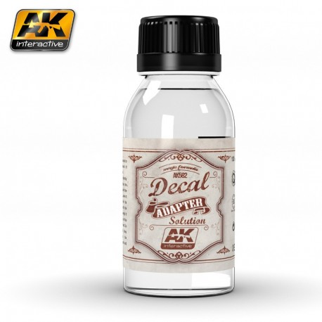 Fixateur de décalcomanies (toutes surfaces) 100 ml AK Interactive AK582