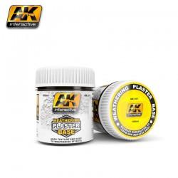 Base de plâtre pour patine et effets de relief 100 ml AK Interactive AK617