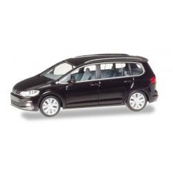 VW Touran noir profond, HO, Herpa 038492-002