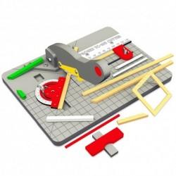 Table de découpe pour profilés plastique ou bois Proses TC-105-M