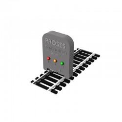Testeur de tension de voie (N, HO,TT) Proses VT-001
