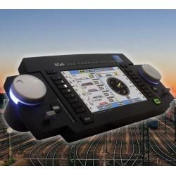 Centrale digitale ECoS 2.1 6A écran TFT 7' et alimentation ESU 50210