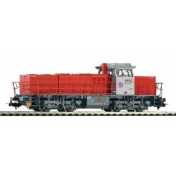 Locomotive Diesel G1206 TSO Ep VI Analogique HO PIKO 97764/2