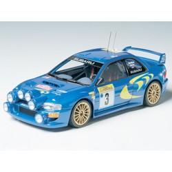 Voiture Subaru Impreza WRC MC 98 1/24 TAMIYA 24199