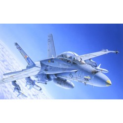 Avion de chasse F/A- 18 C/D Wild Weasel 1/72 ITALERI 016