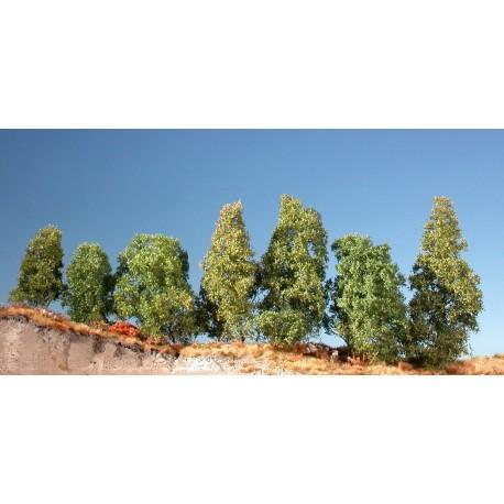 Arbuste filigrane 10 -13 cm Silhouette 4 à 5 pièces