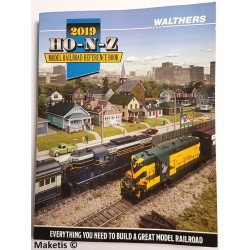 Catalogue WALTHERS 2019