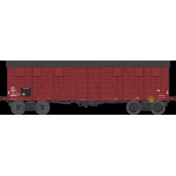 Wagon couvert TP 2 portes EP IIIb SNCF lyw 418305 HO REE WB-525