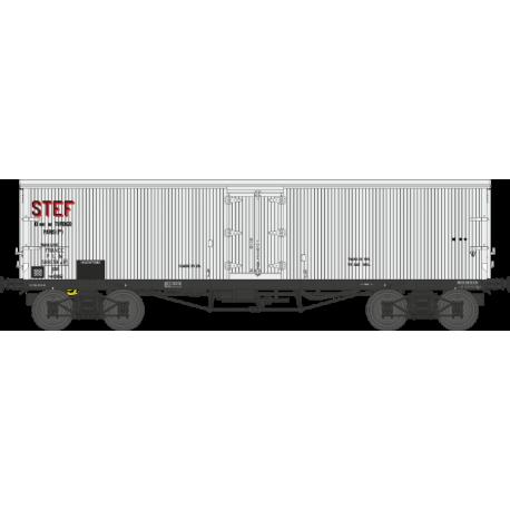 Wagon TP frigo origine PLM EP II HO REE WB-532 - Maketis