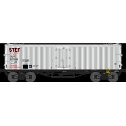 Wagon TP frigo origine à trappes à glace SNCF EP III HO REE WB-535