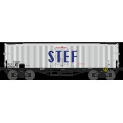 Wagon TP frigo origine à trappes à glace SNCF EP III HO REE WB-536