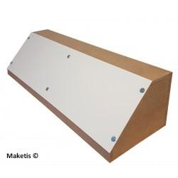 Console et tableau de contrôle pour Easy Module Maketis