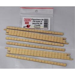 Plancher de PN biais à gauche de 11m40 [HO]