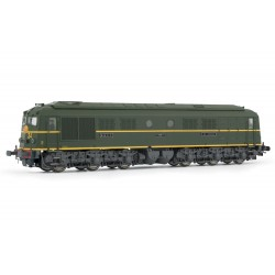 Locomotive diesel CC 65516 Verte Ep IV Digital son HO Jouef HJ2355S - Maketis