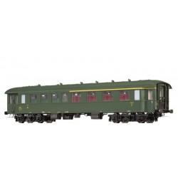 Voiture voyageurs A5B5TIZ SNCF Ep III HO Brawa 46162 - Maketis