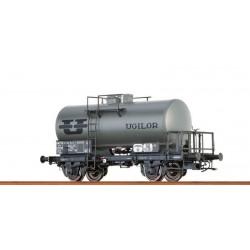 Wagon citerne 2 essieux Ugilor SNCF Ep III HO Brawa 49208 - Maketis