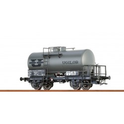 Wagon citerne 2 essieux Ugilor SNCF Ep III HO Brawa 49208