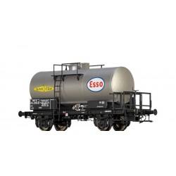 Wagon citerne SCwf Simontra / ESSO SNCF Ep III HO Brawa 49219 - Maketis
