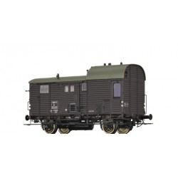 Wagon couvert M SNCF Ep III HO Brawa 49409 - Maketis